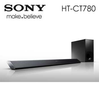 【福利品】 SONY 2.1聲道藍牙微型劇院(HT-CT780)