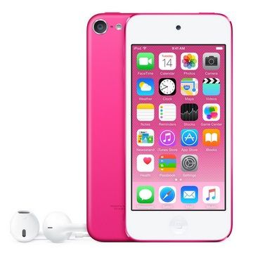 【展示機】iPod Touch 6th 16GB PINK(3A653TA/A)