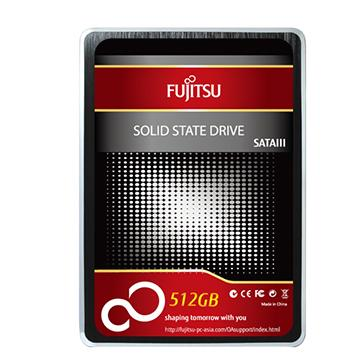 【512G】Fujitsu 固態硬碟(SSD FSA-512GB)