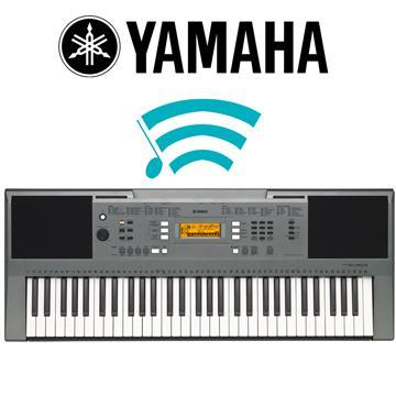 YAMAHA 61鍵標準鍵手提式電子琴(PSR-E353)