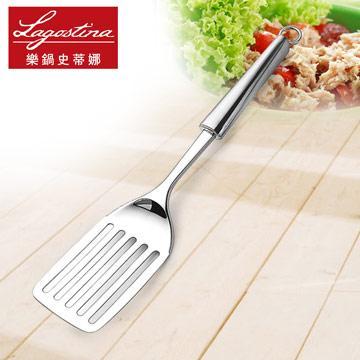 【樂鍋史蒂娜】Kitchen Tools 不鏽鋼炒鍋鏟(LA-012335400100)