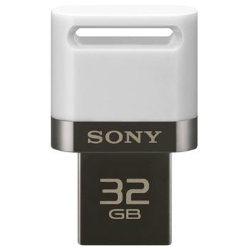【32G】SONY SA3 系列 OTG (白)麥克碟