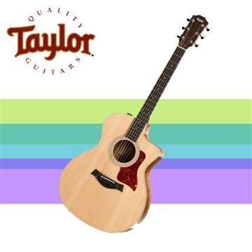 Taylor 泰勒 豪華版電木吉他 含原廠袋(214CE-K-DLX)
