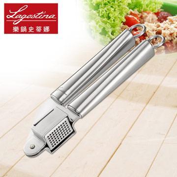 【乐锅史蒂娜】KitchenTools不锈钢压蒜器(LA-012335560500)
