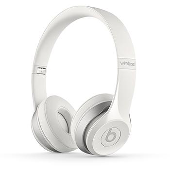 Beats Solo 2 無線耳機 - 白色(MHNH2PA/A)