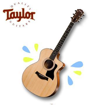 Taylor 泰勒 100系列民謠電木吉他含原廠袋(114CE)