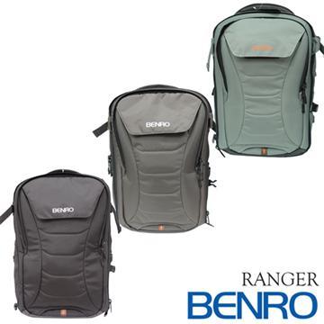 BENRO 百諾 RANGER 遊俠 Pro400N 雙肩背包(淺灰)