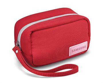 SAMSUNG NX MINI 相機包-紅