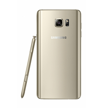 【64G】SAMSUNG GALAXY Note 5金(N9208(64G)-GD)