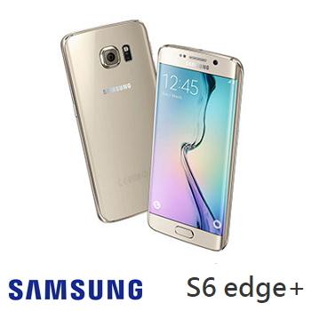 SAMSUNG Galaxy S6 edge+金(S6 edge+)