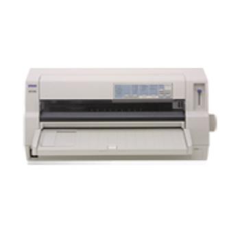 EPSON 平台式進紙 24針點陣印表機