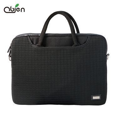 Obien 都會輕便型13吋電腦包-黑(OB-BG-SL-13-11)