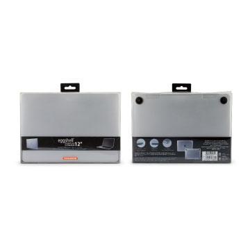 Tunewear Macbook 12吋保護殼-霧面透白(TW-MBA-EGG-01W)