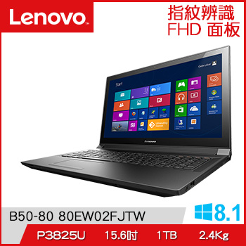LENOVO IdeaPad B50 3825U R5-330 獨顯筆電(B50-80 80EW02FJTW)