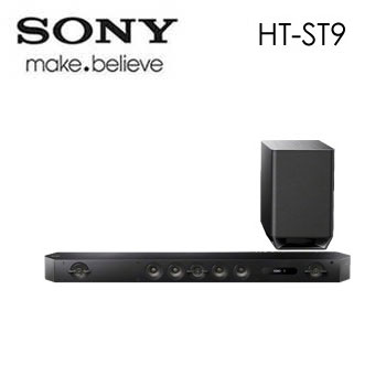 【展示机】 SONY Hi-Res/Wi-Fi微剧院(HT-ST9)