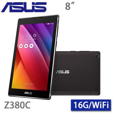 """「展示品」【WiFi版】ASUS ZenPad 8.0"""" 16G平板電腦 黑 Z380C-1A005A"""
