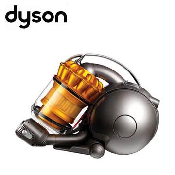 【展示機】dyson DC36 圓筒式吸塵器(黃色)