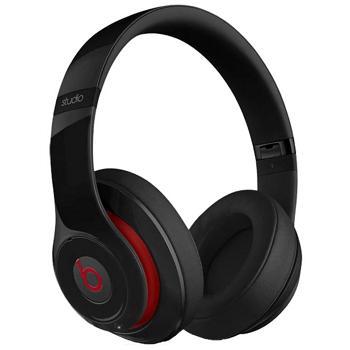 【展示品】Beats Studio 覆耳式耳機-黑 MH792PA/A(Demo)