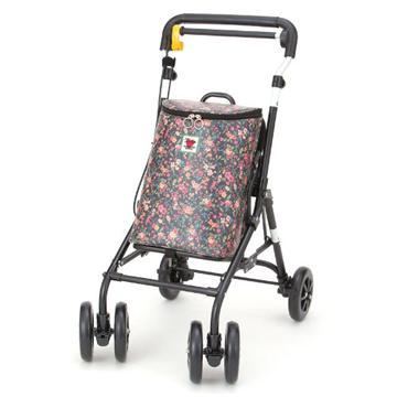 【樂齡網】Zojirushi-Baby中型散步購物車(M1CT1823FLR0000)