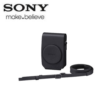 SONY LCS-RXG專屬相機包-黑(LCS-RXG/BC)
