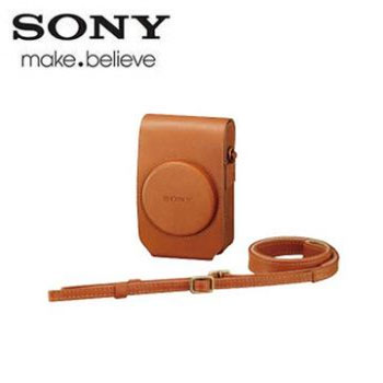 SONY LCS-RXG專屬相機包-棕 LCS-RXG/TC