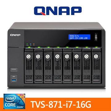 QNAP 8Bay 網路儲存伺服器
