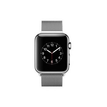 【38mm】Apple Watch 米蘭式錶環 / 不鏽鋼 MJ322TA/A