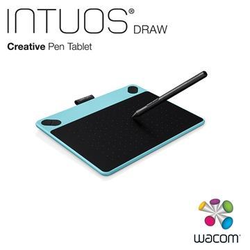 Intuos Draw Pen Tablet Small(時尚藍)(CTL-490/B0-CX)