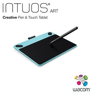 Intuos Art Pen&Touch Tablet Small時尚藍