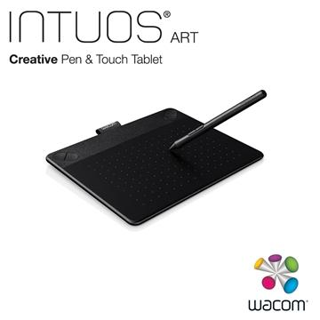 Intuos Art Pen&Touch Tablet Small經典黑