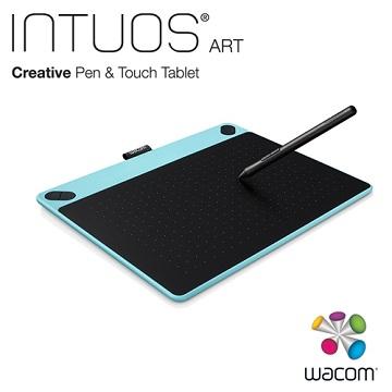 Intuos Art Pen&Touch Tablet Medium時尚藍