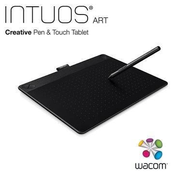 Intuos Art Pen&Touch Tablet Medium黑