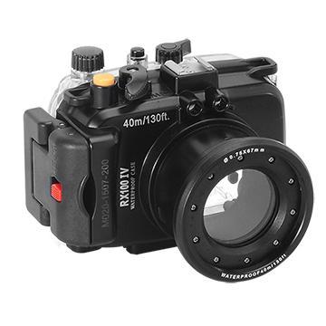 Kamera For Sony DSC-RX100M4 潛水殼-黑 FOR DSC-RX100M4 | 快3網路商城~燦坤實體守護