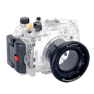 Kamera For Sony DSC-RX100 潛水殼-黑 FOR DSC-RX100 | 快3網路商城~燦坤實體守護