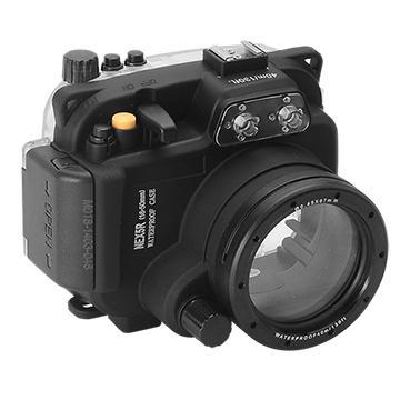 Kamera For Sony NEX-5R / 5T (16-50mm) 潛水殼-黑 FOR NEX-5R/5T16-50mm | 快3網路商城~燦坤實體守護