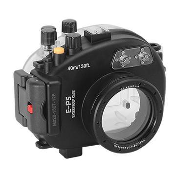 Kamera For Olympus E-P5 (17mm) 潛水殼-黑 FOR E-P5 (17mm) | 快3網路商城~燦坤實體守護