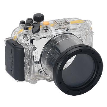 Kamera For Panasonic DMC-GF6 (14-42mm) 潛水殼-黑 FOR DMC-GF6 14-42mm | 快3網路商城~燦坤實體守護