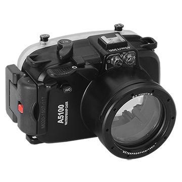 Kamera For Sony α5100 (16-50mm) 潛水殼-黑(FOR α5100 (16-50mm))