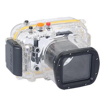 Kamera For Nikon 1 J1 (10-30mm) 潛水殼-黑(FOR J1 (10-30mm))