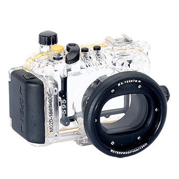 Kamera For Canon PowerShot S95 潛水殼-黑 FOR S95 | 快3網路商城~燦坤實體守護