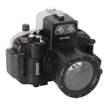 Kamera For Nikon D7000 (18-55mm) 潛水殼-黑(FOR D7000 (18-55mm))