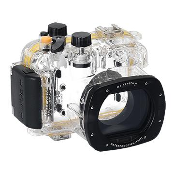Kamera For Canon PowerShot G15 潛水殼-黑 FOR G15 | 快3網路商城~燦坤實體守護