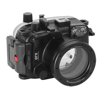Kamera For Canon PowerShot G7X 潛水殼-黑 FOR G7X | 快3網路商城~燦坤實體守護