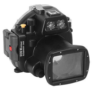 Kamera For Canon EOS M (18-55mm) 潛水殼-黑 FOR EOS M | 快3網路商城~燦坤實體守護