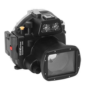 Kamera For Canon EOS M2 (18-55mm) 潛水殼-黑 FOR EOS M2 | 快3網路商城~燦坤實體守護