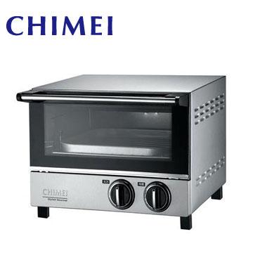CHIMEI 12L遠紅外線不鏽鋼烤箱