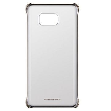 SAMSUNG Galaxy Note 5薄型透明背盖-金 EF-QN920CFEGWW