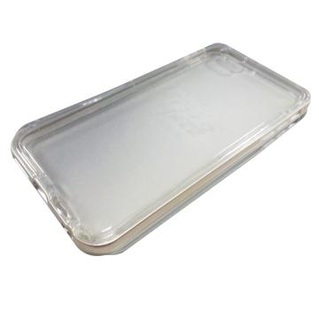 【iPhone 6 Plus】Pingo Tree 鋁框果凍保護殼-金(399159)