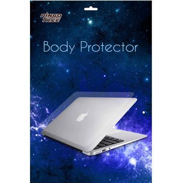 "Pingo Tree Macbook Pro13""上/下/鍵盤貼-銀(399296)"