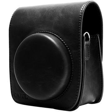 Kamera mini 90 專用相機包-加蓋型(黑)